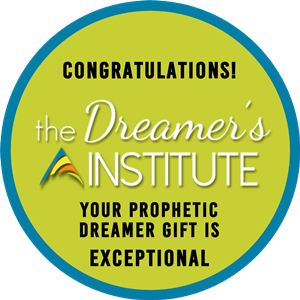 Prophetic Dreamer Badge EXCEPTIONAL